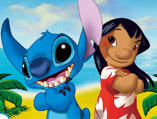 Lilo And Stitch - Beach Treasure