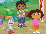 Dora - Treasure Hunt