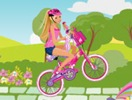 Barbie & Me - Bike Game!