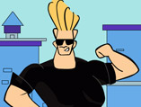 Johnny Bravo Dressup