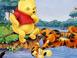 Pooh and Friends Hidden Objects
