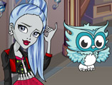 Ghoulia Yelps Dress Up Game