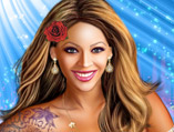 Give Beyonce A Tattoo Makeover