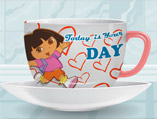 Design Dora Coffee Cup
