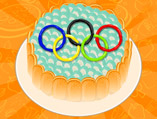 Cooking Secret of Olympic Cake