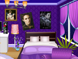 Robert Pattinson Fan Room