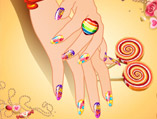 Candy Manicure
