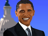 Dress Up Pres. Barack Obama