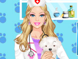 Barbie Pet Doctor Dress Up