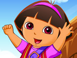 Dora Explorer Adventure Dress Up