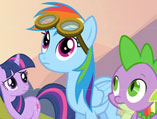 Rainbow Dash Mix-Up
