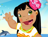 Lilo and Stitch Dressup