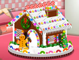Sara's Cooking Class: Gingerbread House