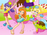 Polly Pocket Mix-Up