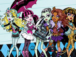 Wallpaper Monster High