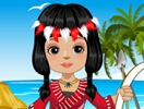 Native American Doll Dress Up