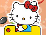 Hello Kitty Veggi Drive