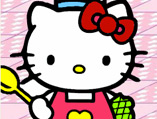 Hello Kitty Cooking Chapter Fish Balls