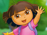 Dora The Explorer Matching Fun