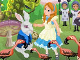 Alice in Wonderland: Find the Differences