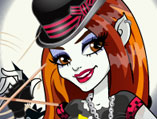 Monster High Boo-Lu Cerone Dress Up