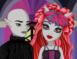 Monster High Rochelle Goyle With Boyfriend