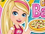 Chef Barbie: Italian Pizza