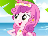 Equestria Girls Sweetie Belle