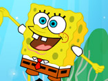 Spongebob in Magic World