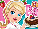 Chef Barbie: Chocolate Cheesecake