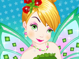 Tinkerbell Hair Spa & Facial