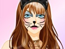 Cat Girl Makeup