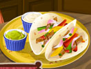 Sara's Cooking Class: Chicken Fajitas