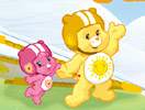 Care Bears Hangin' With Funshine