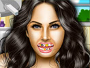 Megan Fox at Dentist