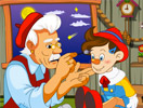 Hidden Objects: Pinocchio