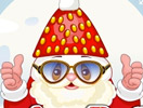 Strawberry Santa Cooking and Dressup