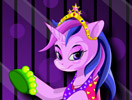Little Twilight Pony Makeover