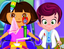 Cute Dora The Eye Clinic