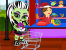 Monster High Baby Shopping