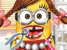 Minion Girl Dentist