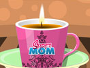 Mother's Day Tea Cup Candle