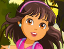 Dora The Explorer Girl