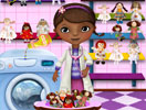 McStuffins Washing Dolls