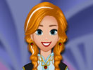Makeover Frozen Anna