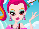 Monster High Gigi Grant Makeup