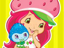 Strawberry Shortcake Online Colori...