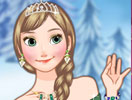 Frozen Anna Makeover 2