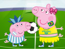 Peppa Pig World Cup Dress Up