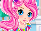 Locksies Girls: Mikki Dress Up Game